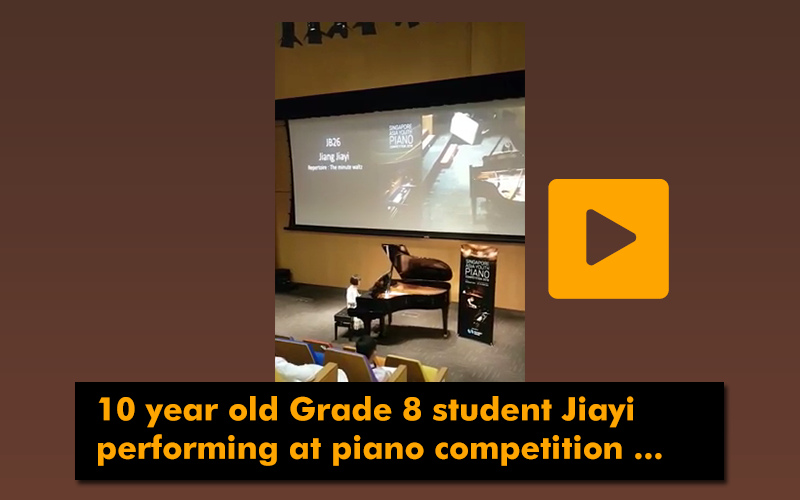 Aspiring Virtuoso - Qualified Piano Teacher